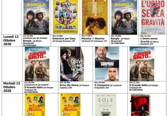 Al via la sedicesima edizione del Premio Cinema Giovane & Festival delle Opere Prime