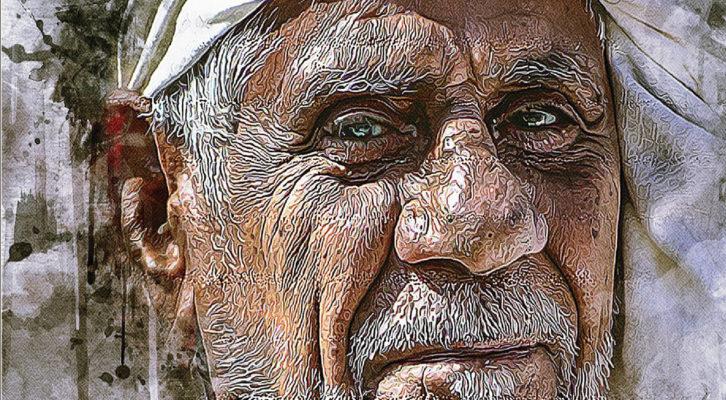 Il mendicante arabo è il romanzo di Dario Esposito (edizioni Mea)