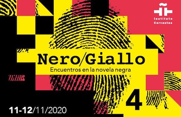 L'Instituto Cervantes presenta la quarta edizione di Nero/Giallo