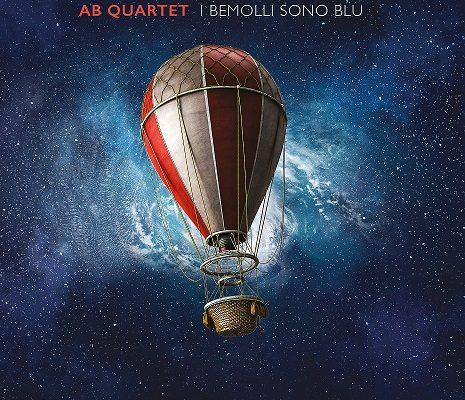 """""""I Bemolli Sono Blu"""",  il secondo album dell'AB Quartet"""