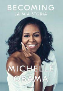 """""""Becoming. La mia storia"""" per conoscere a fondo la vita di Michelle Obama (becoming la mia storia michelle obama 207x300)"""