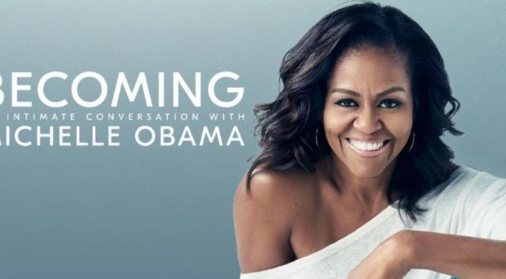 """Becoming. La mia storia"" per conoscere a fondo la vita di Michelle Obama"