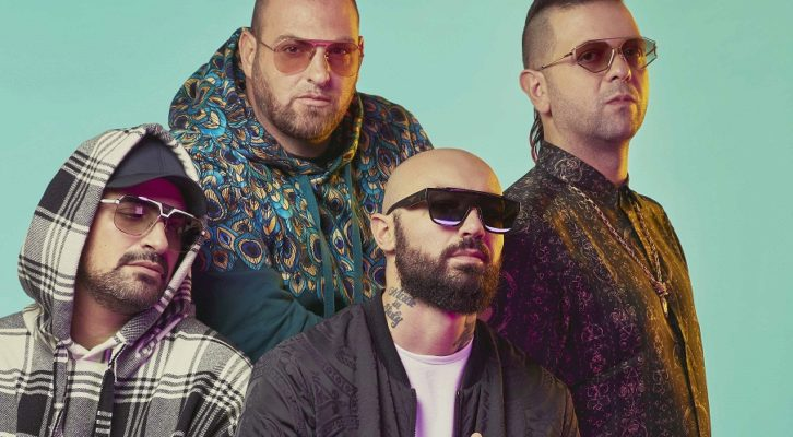 "Boomdabash annunciano l'arrivo di ""Don't worry (Best Of 2005-2020)"","