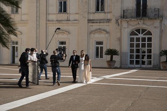 """Al via le riprese di """"Guardami così"""" con Serena Autieri, Giovanni Esposito e Ludovica Nasti"""