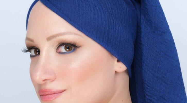 Mille sfumature di donna: la collezione di turbanti di Lucia La Marca