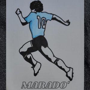 La Sud in Sound e Antonio Petrellese omaggiano Maradona