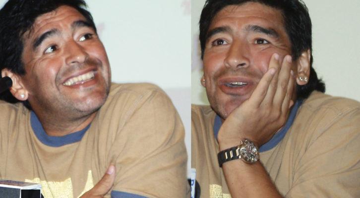 Il mondo del calcio in lutto per la morte di Diego Armando Maradona