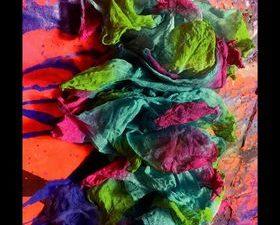 "Mostra: ""Tabula Rasa"" dell'Artista Lalage Nydia Florio Hacker"