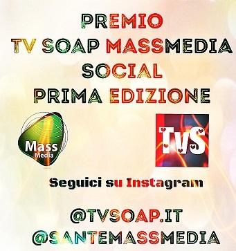 """Nasce il """"Premio Tv Soap Massmedia Social"""", dedicato ai titoli e ai divi di questo genere televisivo"""
