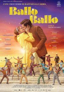 """Su Amazon prime video il film """"Ballo Ballo"""" di Nacho Álvarez (BALLO BALLO ITA Manifesto 209x300)"""