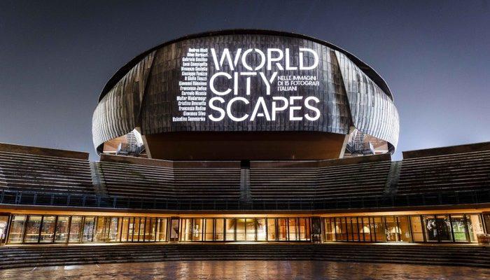 World Cityscapes: una foto al giorno sulla cupola dell'Auditorium Parco della Musica