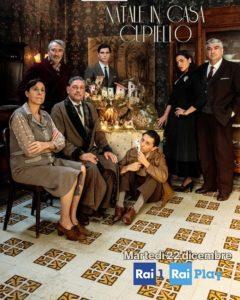 """Arriva su Rai1 """"Natale in casa Cupiello"""" diretto da Edoardo De Angelis (natale in casa cupiello locandina 240x300)"""