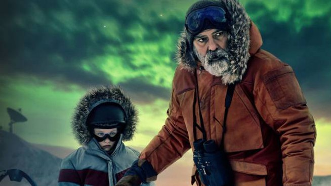 Su Netflix The Midnight Sky di e con George Clooney – la nostra recensione