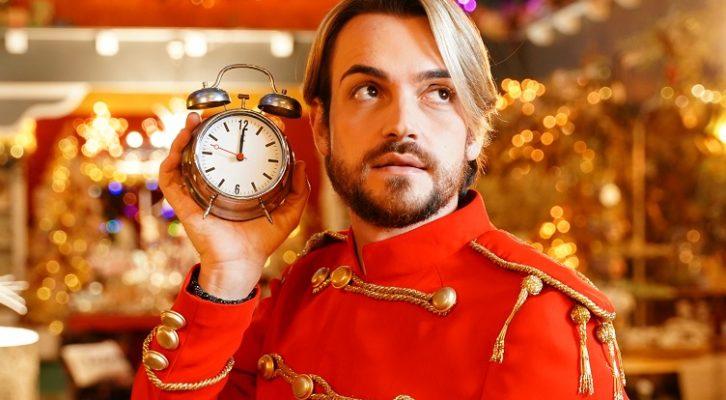 La magia del Natale raccontata da Valerio Scanu