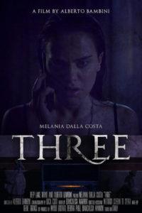 """Nuovi riconoscimenti per """"Three"""", il secondo cortometraggio del regista Alberto Bambini (three cover corto alberto bambini 200x300)"""