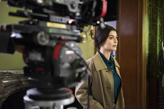 Alessandra Mastronardi interpreta Carla Fracci
