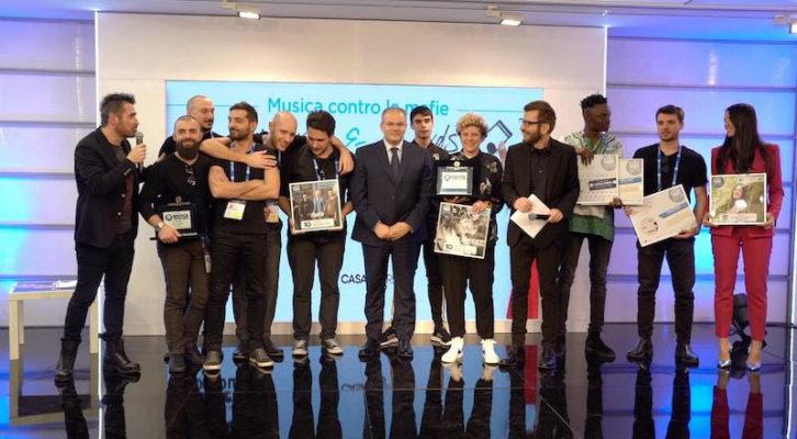 Premio Musica contro le mafie a Casa Sanremo 2021