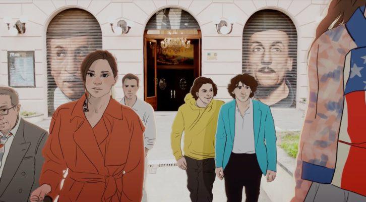 """Lucio Fiorentino con il suo docu-film """"Prenditi cura di me"""" ci porta dietro le quinte dello spettacolo """"Spacciatore, una sceneggiata"""""""