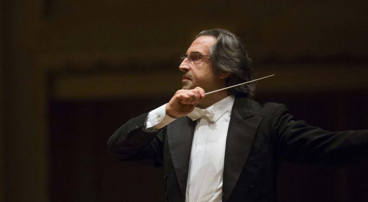 L'Orchestra Giovanile Luigi Cherubini diretta da Riccardo Muti apre la nuova edizione del Campania Teatro Festival