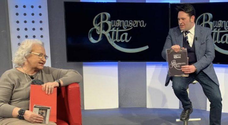 """Grande successo per """"Buonasera Rita"""" condotto da Giuseppe Nappa"""
