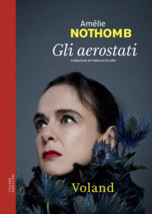 """Recensione libri: Amélie Nothomb e il suo ultimo romanzo """"Gli aerostati"""" (gli aerostati libro di amelie nothomb 214x300)"""