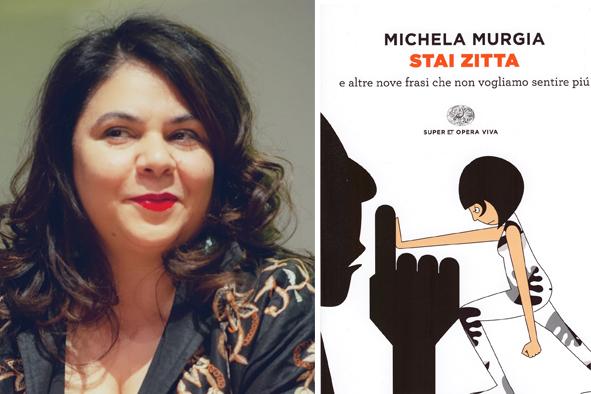 """Recensione libri: Michela Murgia racconta """"Stai zitta"""""""