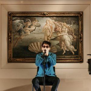 """Il cantautore Michele Selillo presenta """"L'amore cos'è"""""""