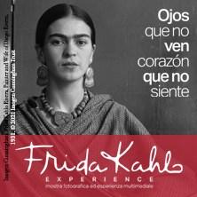"""Tutto pronto al PAN, per la Mostra Frida Kahlo Experience """"Ojos que no ven, corazon que no siente"""""""