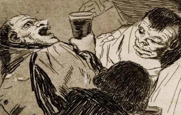 """Arriva all'Instituto Cervantes la mostra """"Goya Fisonomista"""" a cura di Juan Bordes"""