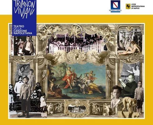 """Trianon Opera """"Tra pupi, sceneggiata e Belcanto"""" di Roberto De Simone in onda su Rai 5"""