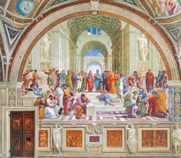"""Mostra: """"Raffaello e Angelo Colocci. Bellezza e Scienza nella costruzione del mito della Roma Antica"""""""