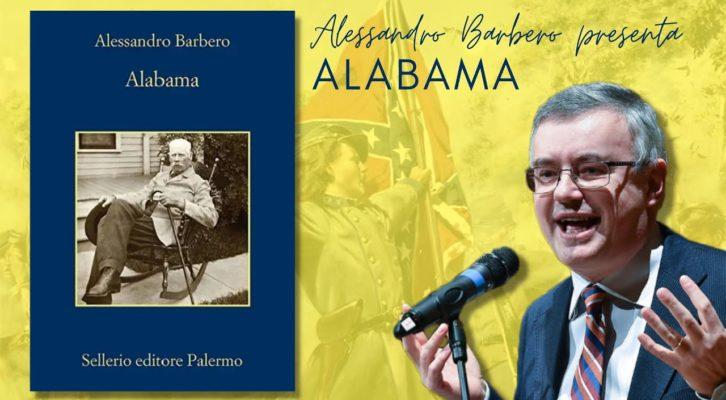 Alabama, il nuovo romanzo storico di Alessandro Barbero