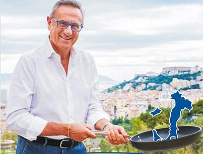 """Gino Rivieccio e il suo nuovo libro """"Siamo nati per soffriggere"""""""