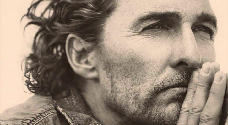 """Il premio Oscar Matthew McConaughey presenta la sua biografia """"Greenlights. L'arte di correre in discesa"""""""