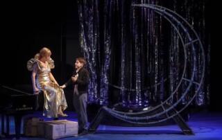 Campania Teatro Festival: recensione dello spettacolo Blumunn di e con Marina Confalone