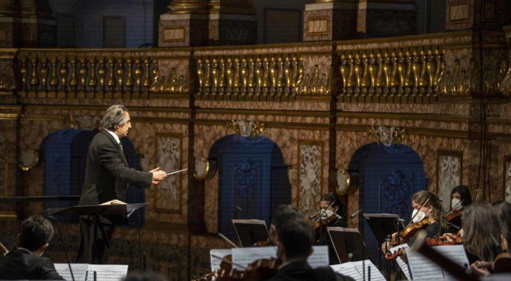 """VI edizione """"Un'Estate da Re. La grande musica alla Reggia di Caserta"""""""