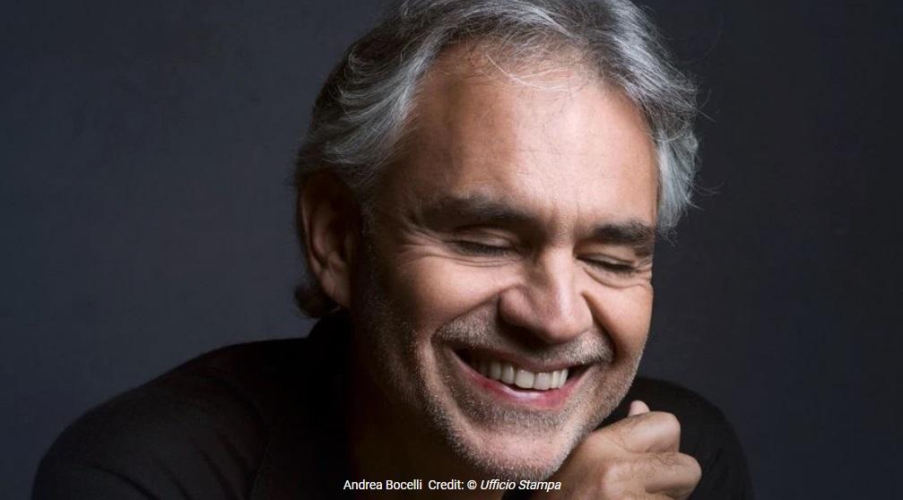 Andrea Bocelli tra gli ospiti del prossimo San Gennaro Day