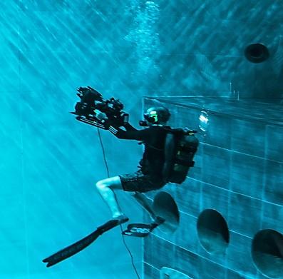 A Montegrotto Terme la piscina più profonda del mondo