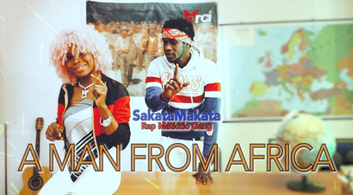 """Con """"A Man From Africa"""" si chiude la prima esperienza del progetto Rap Meticcio Gang"""