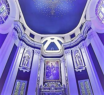 Nuova vita alla Chiesa di San Gennaro all'interno del Parco di Capodimonte