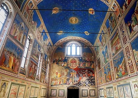 Montecatini Terme e la pittura del '300 di Padova diventano patrimonio Unesco
