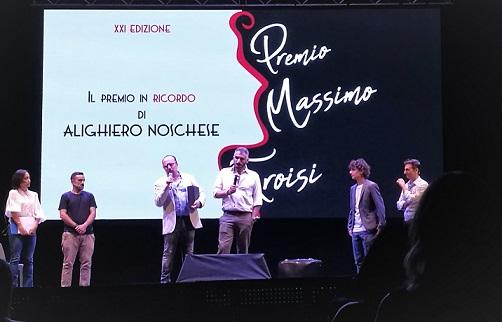 Prima serata del Premio Massimo Troisi, in ricordo di Alighiero Noschese