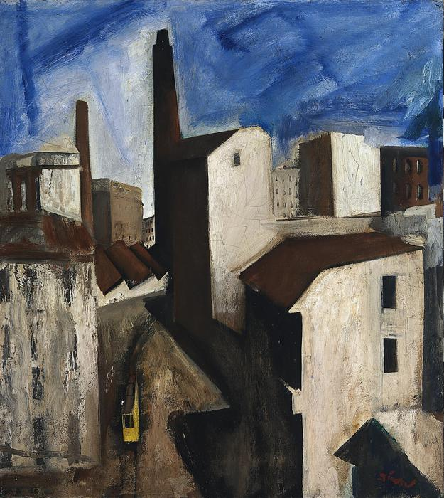 Mostra: Mario Sironi, oltre 100 opere esposte a Milano