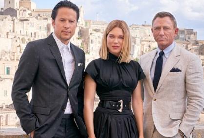 Le imprese di James Bond tra i sassi di Matera