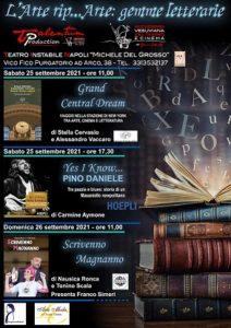 L'arte ri... Parte: gemme letterarie al teatro Tin di Napoli (gemme letterarie 212x300)
