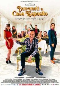 """Quattro chiacchiere con il cast di """"Benvenuti in casa Esposito"""", il nuovo film di Gianluca Ansanelli (locandina benvenuti in casa esposito 210x300)"""