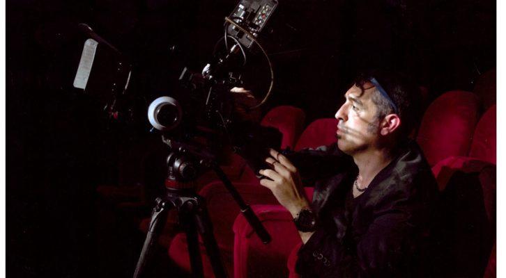 Mauro John Capece presenterà una serie di opere alla 78a Mostra Internazionale d'Arte Cinematografica di Venezia
