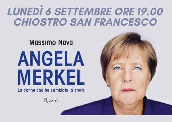 Recensione libri: Angela Merkel La donna che ha cambiato la storia di Massimo Nava
